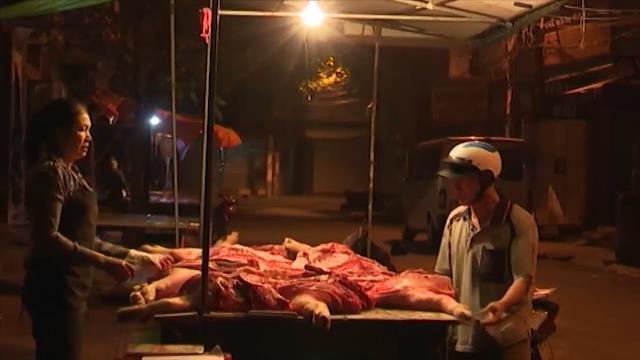 Tin Tức 24h: Bắc Giang bỏ ngỏ kiểm soát thực phẩm tươi sống