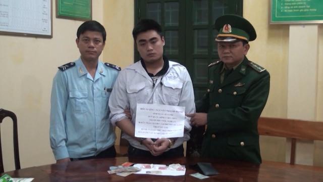 Hà Tĩnh bắt giữ lái xe taxi vận chuyển trái phép ma túy