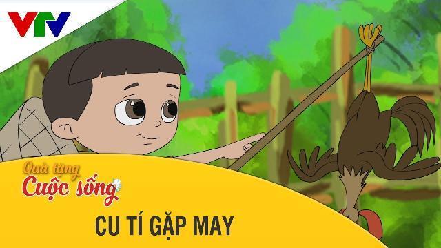 Phim hoạt hình Quà Tặng Cuộc Sống | Cu Tí Gặp May | Phim hoạt hình hay nhất 2017