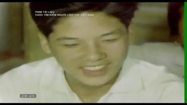 Hành trình ly kỳ tìm kiếm người lính Việt Nam từ thước phim cũ của Nhật năm 1974
