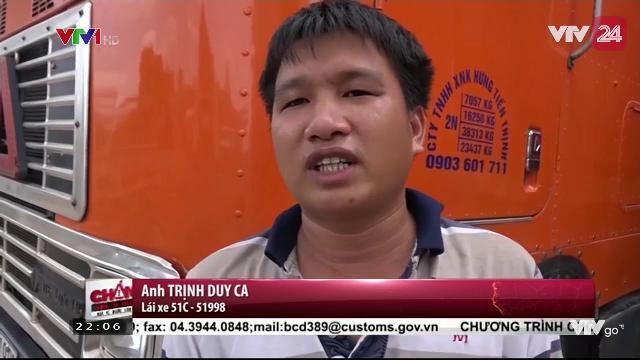 Phá dỡ niêm chì tại biên giới - thủ đoạn buôn lậu quá cảnh để qua mặt cơ quan chức năng | VTV24