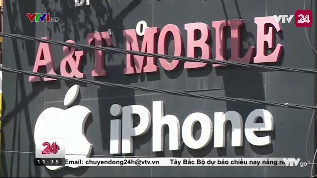 Apple Yêu Cầu Các Cửa Hàng Tại Việt Nam Không Sử Dụng Logo Trái Phép - Tin Tức VTV24