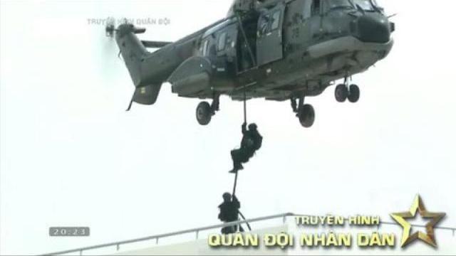 Truyền hình Quân đội ngày 19/3/2017: Hiện đại hóa Đặc công Việt Nam