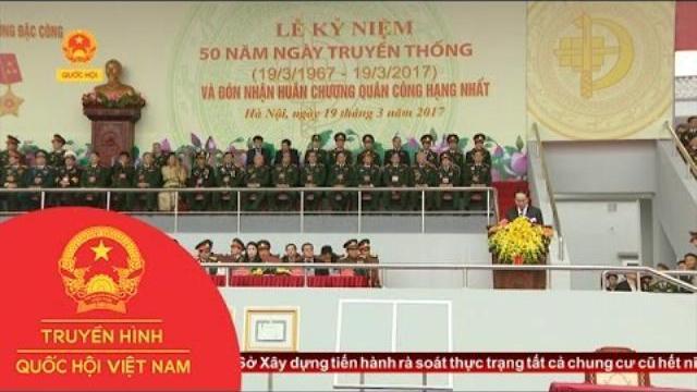 Thời sự - Kỷ niệm 50 năm Ngày truyền thống Binh chủng Đặc công