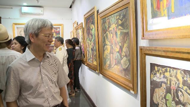 Việt Nam những năm 1963 - 1990 qua góc nhìn của mỹ thuật hiện đại