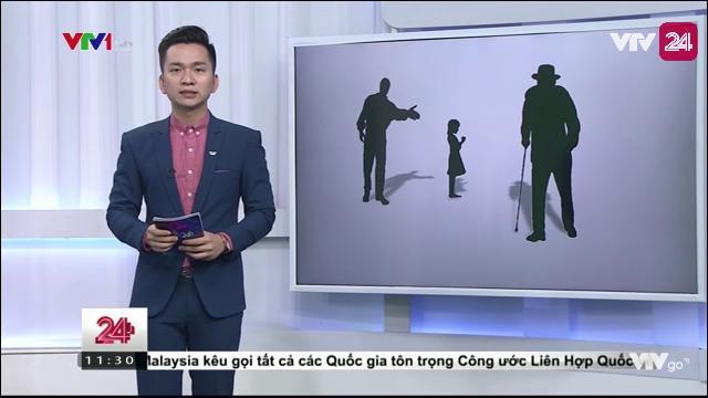 Kinh hoàng cha ruột và ông nội hiếp dâm bé 11 tuổi | VTV24