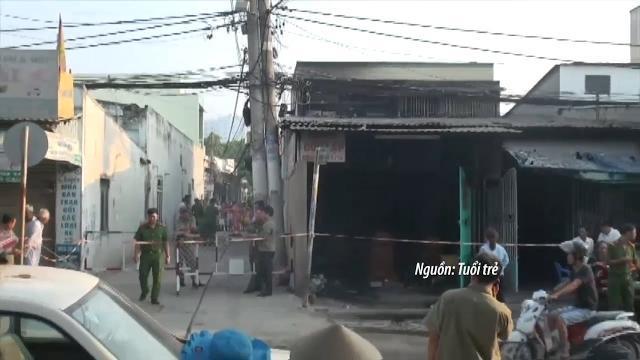 Tin Tức: Bốn người tử vong do cháy nhà tại Bình Tân, TP. Hồ Chí Minh