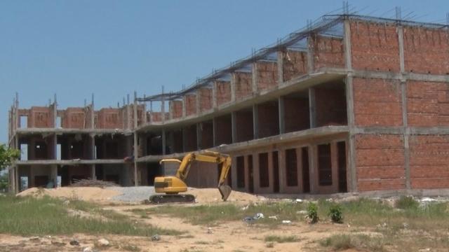 Quảng Ngãi chấn chỉnh tình trạng xây dựng trái phép ở đảo Lý Sơn