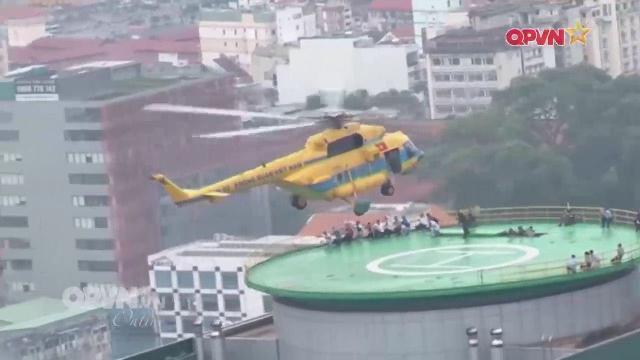 Thời sự Quốc phòng Việt Nam ngày 22/5/2017: Quân đội ứng phó thiên tai, tìm kiếm cứu nạn
