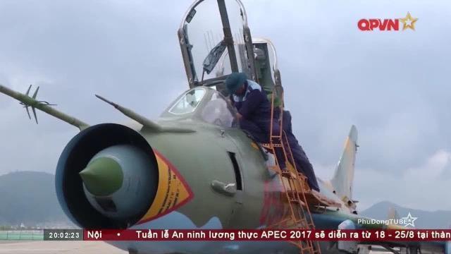 Bộ Quốc phòng kiểm tra an toàn bay Không quân Việt Nam