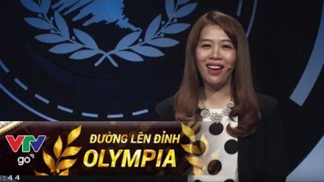 VỀ ĐÍCH | ĐƯỜNG LÊN ĐỈNH OLYMPIA 17 | CUỘC THI THÁNG 2, QUÝ 3 | VTV Go