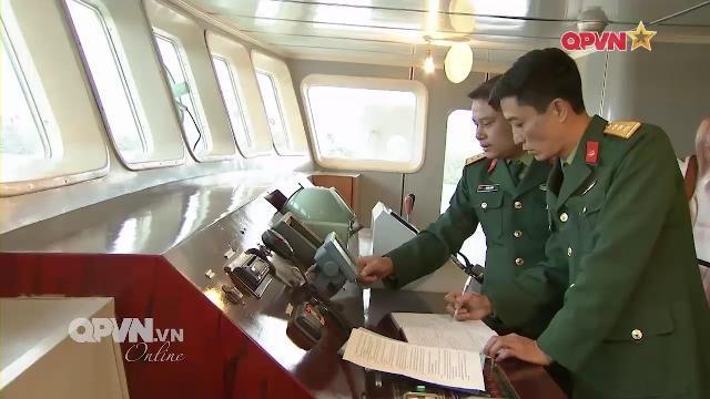Tàu vận tải Lữ đoàn 649 phát huy dân chủ, hoàn thành tốt nhiệm vụ