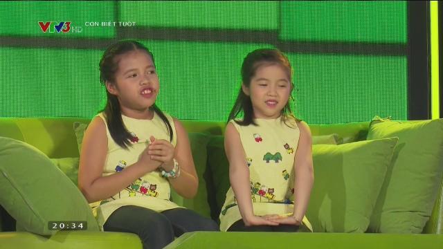 GIỚI THIỆU 2 GIA ĐÌNH | CON BIẾT TUỐT | TẬP 68 | 22/05/2017 | VTV GO