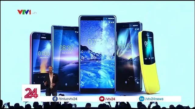 Bật mí những mẫu điện thoại đáng chú ý trong năm 2018 - Tin Tức VTV24