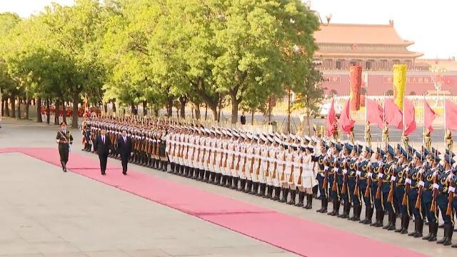 Tin Thời Sự Hôm Nay (22h - 11/5): Chủ Tịch Nước Trần Đại Quang & Phu Nhân Thăm Chính Thức Trung Hoa