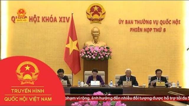 Thời sự - Hai Bộ trưởng trả lời chất vấn tại phiên họp thứ 9 Ủy ban thường vụ Quốc hội