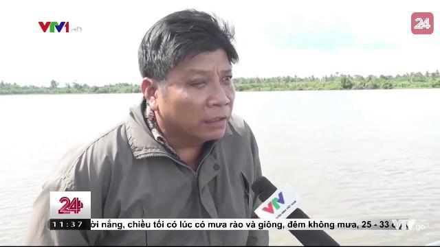 Bến Tre: Cát Tặc Vẫn Hoành Hành Trên Sông Hàm Luông - Tin Tức VTV24