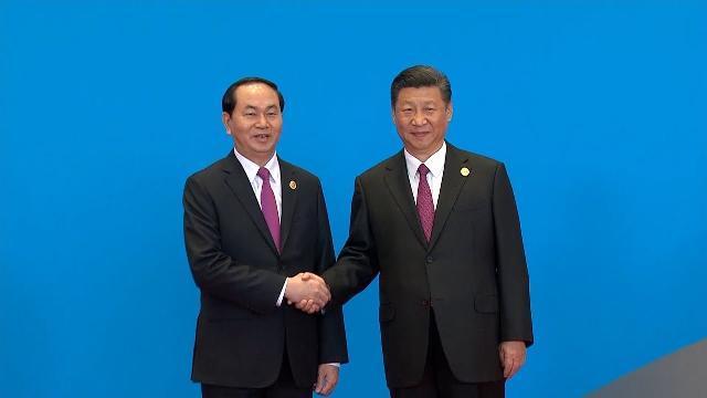 Thúc đẩy quan hệ đối tác hợp tác chiến lược toàn diện VN - TQ phát triển ổn định, lành mạnh