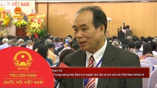 Đại hội đại biểu toàn quốc lần thứ V Hội bảo trợ người tàn tật và trẻ mồ côi Việt Nam