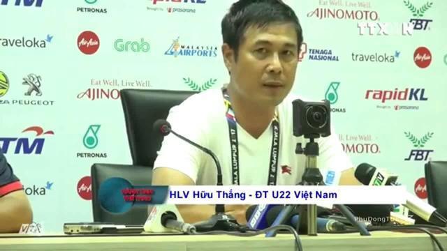 [SEA Games 29] U22 Việt Nam 4-1 U22 Campuchia: HLV Hữu Thắng nói gì sau trận đấu