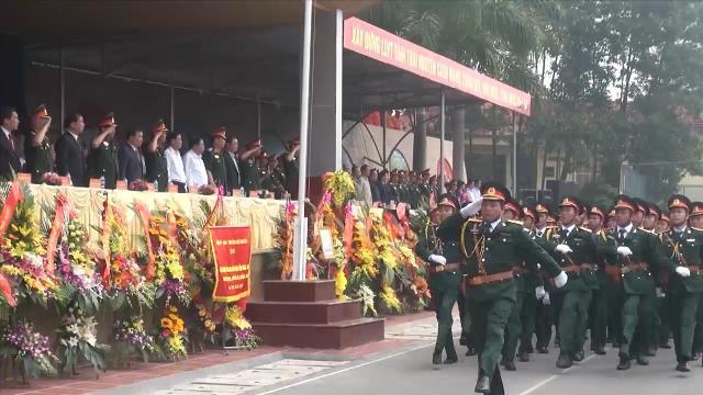 Tin Thời Sự Hôm Nay (6h30 - 15/4): Kỷ Niệm 70 Năm Ngày Truyền Thống Lực Lượng Vũ Trang Thái Nguyên