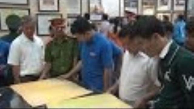 Kon Tum đưa triển lãm bản đồ và trưng bày tư liệu về biển đảo Hoàng Sa - Trường Sa về cơ sở