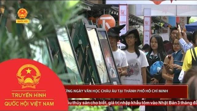 Những ngày văn học Châu Âu tại Thành phố Hồ Chí Minh