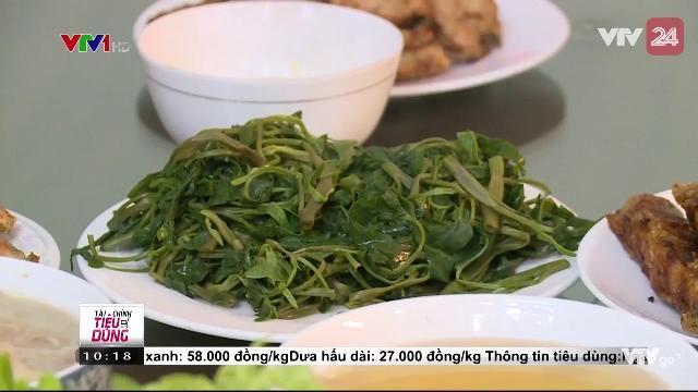 Người Việt ăn lượng rau thấp so với khuyến cáo | VTV24