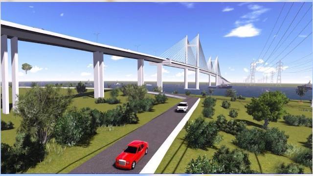 Tin tức 24h: Thủ tướng đồng ý đề xuất xây 2 cầu Cát Lái và Cần Giờ