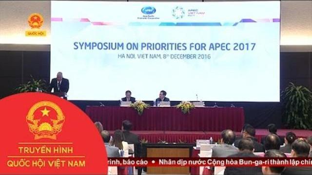 Thời sự - Hội nghị lần thứ hai các quan chức cao cấp Apec