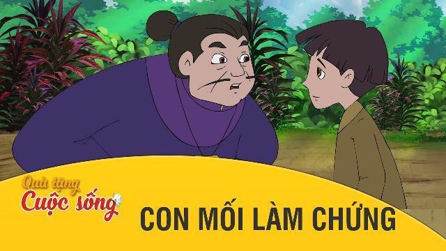 Quà tặng cuộc sống - CON MỐI LÀM CHỨNG - Phim hoạt hình hay nhất 2017 - Phim hoạt hình Việt Nam