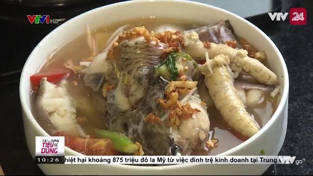 Canh chua cá lóc | VTV24