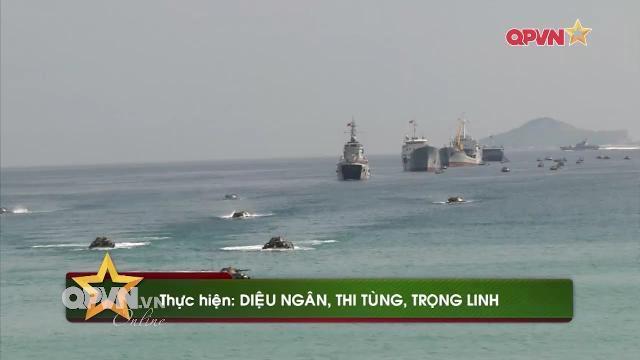 Thời sự Quốc phòng Việt Nam ngày 21/4/2017: Hải quân Việt Nam đột phá nâng cao chất lượng huấn luyện
