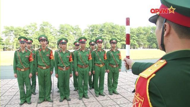 Kiểm soát Quân sự Quân đoàn 1 tuần tra, giữ nghiêm kỷ luật Quân đội