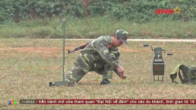 Những người lính đảm bảo mạch máu thông tin cho Quân đội