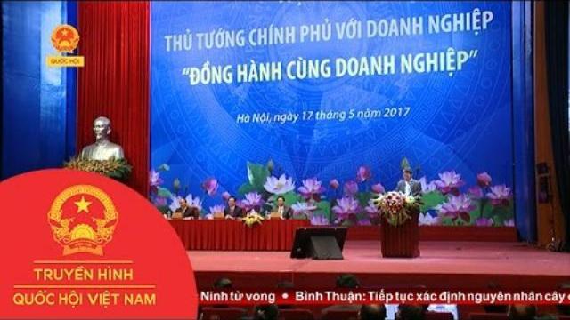 Hội nghị Thủ tướng Chính phủ với doanh nghiệp |Thời sự | THQHVN