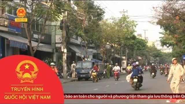Thời sự - Đà Nẵng: Quận Thanh Khê ra quân lập lại trật tự vỉa hè