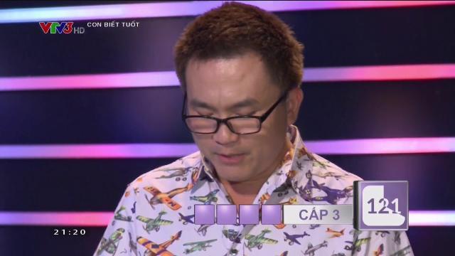 VÒNG ĐẶC BIỆT | CON BIẾT TUỐT | FULL HD | 03/04/2017