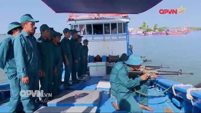 Thời sự Quốc phòng Việt Nam ngày 7/5/2017: Dân quân tự vệ bảo vệ vùng biển Quảng Nam