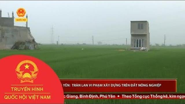 Thời sự - Hưng Yên: Tràn lan vi phạm xây dựng trên đất nông nghiệp