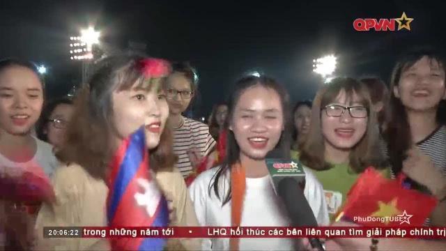 Thời sự Quốc phòng Việt Nam QPVN ngày 17/8/2017: Quân đội Việt Nam Campuchia giao lưu hữu nghị