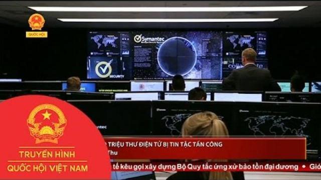 Canada: 19 triệu thư điện tử bị tin tặc tấn công | Thời sự | THQHVN