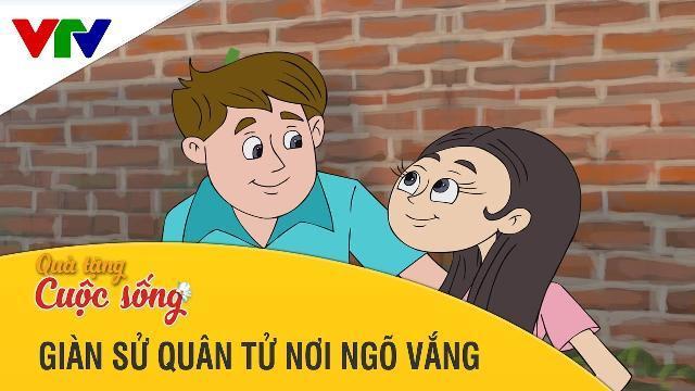 Phim hoạt hình Quà Tặng Cuộc Sống | Giàn Sử Quân Tử Nơi Ngõ Vắng | Phim hoạt hình hay nhất 2017