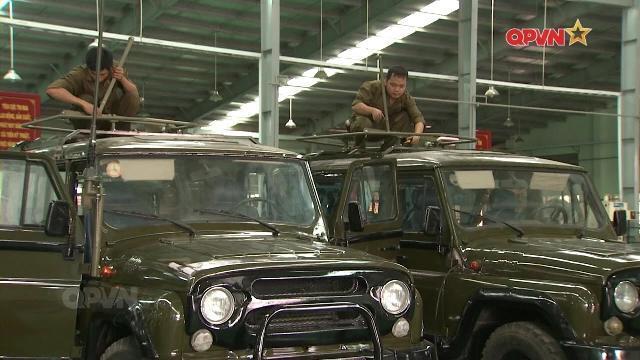 Nhà máy Z755 nghiên cứu chế tạo những thiết bị thông tin quân sự hiện đại