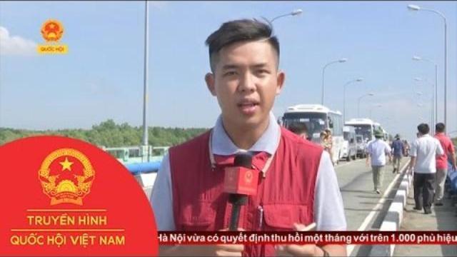 Kết nối PV tại khu dân cư Cầu Dần Xây-huyện Cần Giờ| Thời Sự | THQHVN|