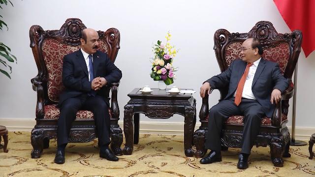 Tin Tức 24h Mới Nhất: Thủ tướng Nguyễn Xuân Phúc tiếp Đại sứ Qatar