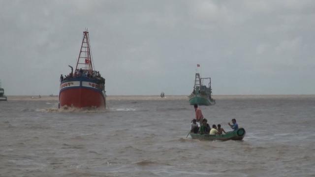 Tin Tức 24h: Đã tìm được thi thể nạn nhân vụ chìm tàu tại Bạc Liêu