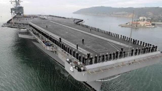 Top 10 các nước có lực lượng Hải quân mạnh nhất thế giới 2016