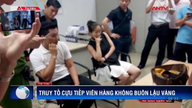 Truy tố cựu tiếp viên hàng không Vietnam Airline buôn lậu vàng