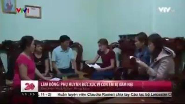 Lâm Đồng: Con trai cô giáo xâm hại tình dục...